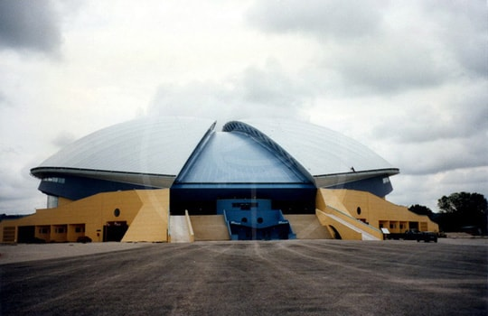 Copertura Palazzo dello Sport