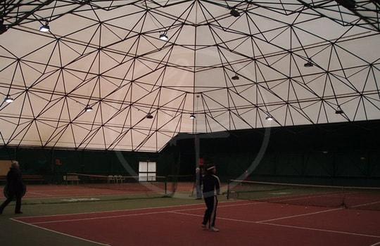 Membrana per struttura geodetica