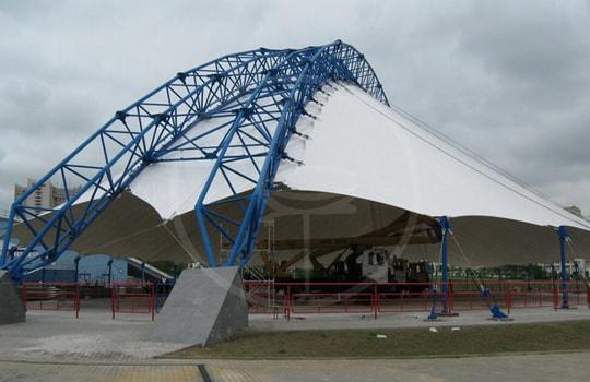 Membrana per struttura speciale dim.82x46