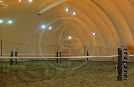 Pallone pressostatico doppia membrana per beach volley