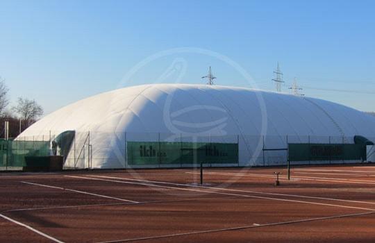 Pressostatico doppia membrana per 3 campi da tennis