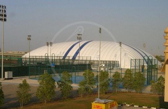 Pressostatico per 3 campi da tennis