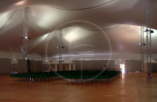 Zelttheater Maße 45 x 54