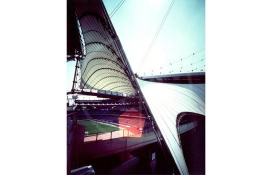 Tensostruttura Vela - Stadio delle Alpi