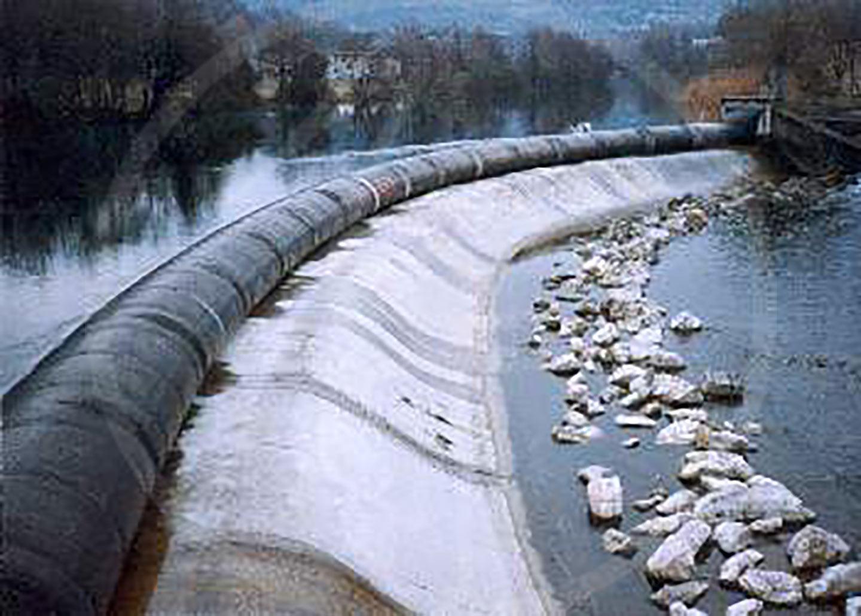 Barriera - diga antiesondazione diam. 1mt.