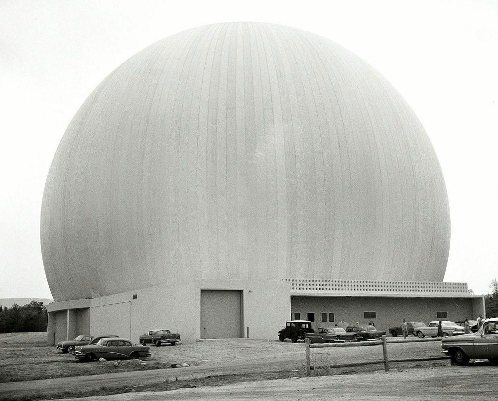 capannoni nel dopoguerra