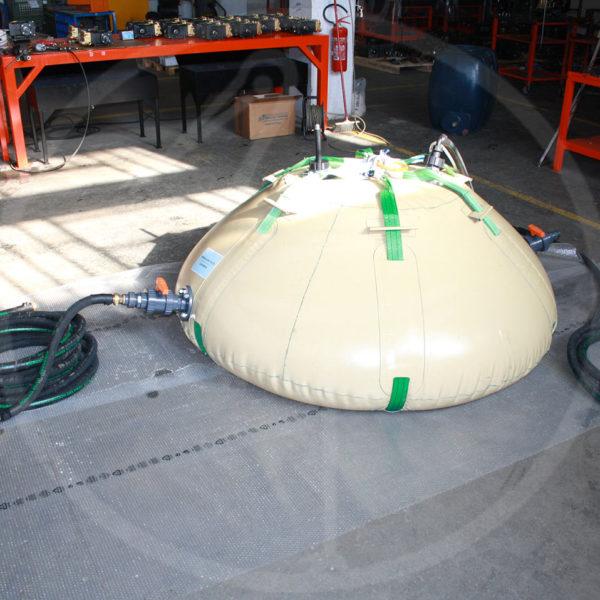 cisterna elitrasportabile da 1500 lt