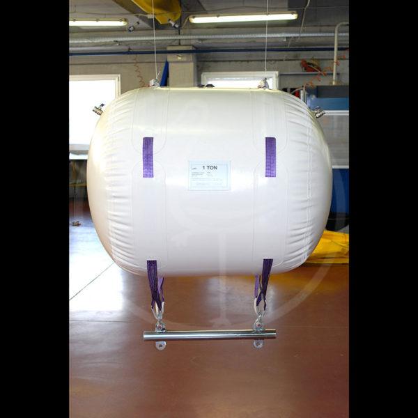 Luftdichte Hebesäcke, 1 m³