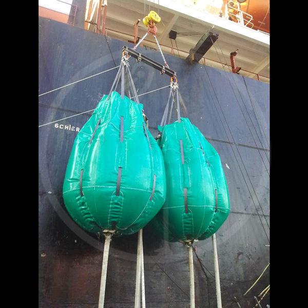Luftsäcke für Hydrauliktests,7,5 t