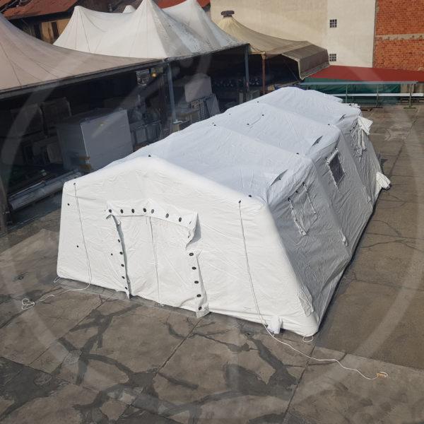 Tenda autoportante