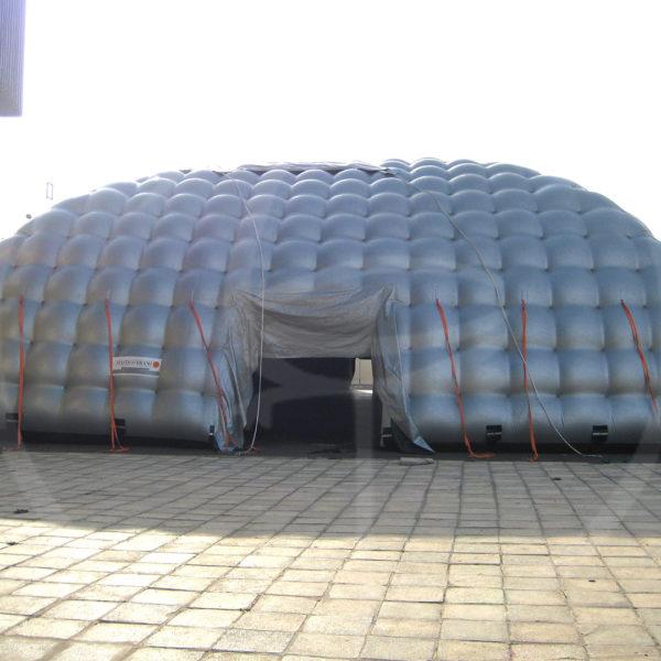 tenda pneumatica autoportante 18x36