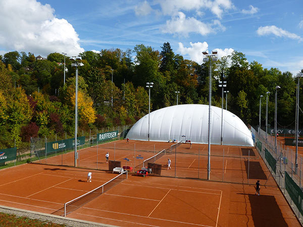 pressostrurra per campi da tennis